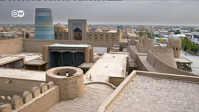 Watch Full Movie - Travelling the Silk Road of Uzbekistan - לצפיה בטריילר